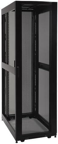 Tripp Lite 48U SmartRack Deep and Wide Premium Enclosure SR48UBDPWD Includes Doors and Side Panels
