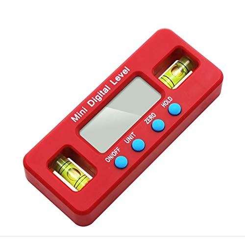 (Elevin(TM)  Electronic Spirit Level Digital Angle Finder Meter Protractor Gauge)