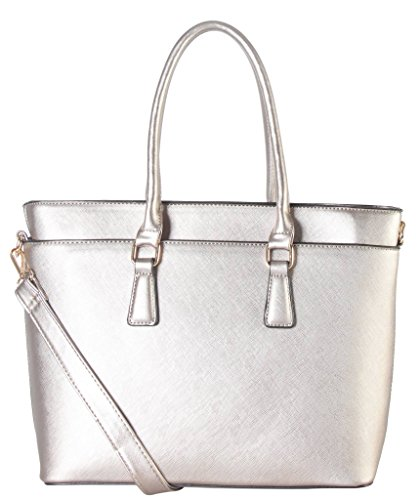 diophy-saffiano-pu-leather-multi-spaced-practical-large-tote-womens-purse-handbag-sz-3805