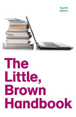 The Little, Brown Handbook, 12th Edition