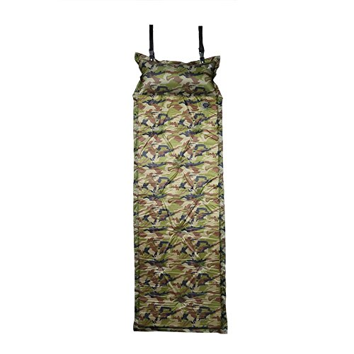 Amazon.com : COPARK Camo Self Inflate Air Mat Mattress Self ...