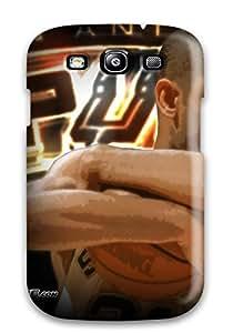 New WDAfRZG8180EiSfm Tim Duncan Skin Case Cover Shatterproof Case For Galaxy S3