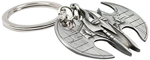 Batman Metal ;89 Batwing Key Chain by Quantum Mechanix
