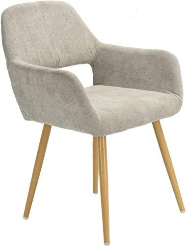 MEUBLE COSY Chaises de salle à manger , beige /Taille Unique