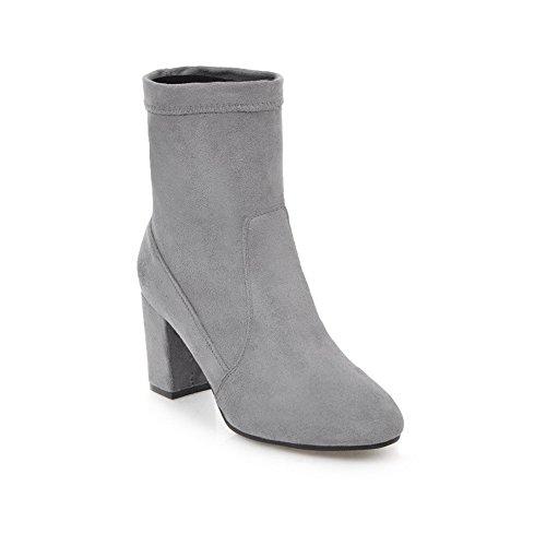 BalaMasa  Abl09305, Sandales Compensées femme - gris - gris,