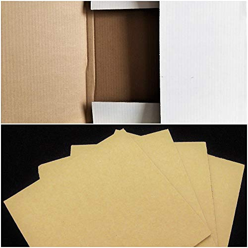 - 50 Record Mailers + 100 Filler Pads Combo ~ for 12