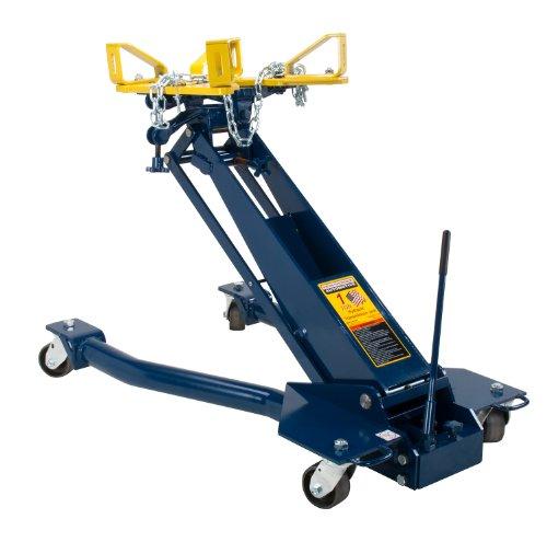 Hein Werner Hw93718 Blue Floor Transmission Jack 1 Ton