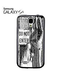 Do Not Enter Sexy Girls Mobile Cell Phone Case Samsung Galaxy S4 Black