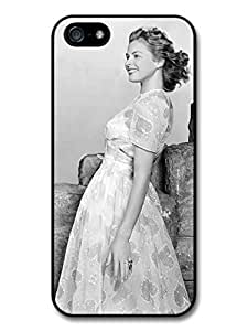 Ingrid Bergman Casablanca Actress Case For Sam Sung Galaxy S4 I9500 Cover