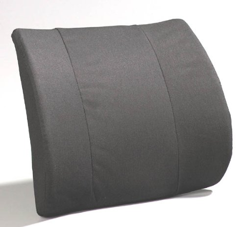 Jobri BetterBack Tri-sectional Molded Lumbar Support – Lumbar Cushion For Office Chair or (Jobri Office Chair)