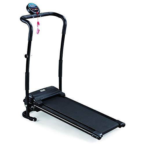 PromitionA 500W Mini Household Multifunctional Electric Treadmill Running Machine HSM-T02 Training Fitness Sports Equipments