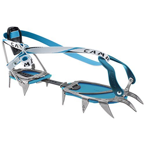 Camp Stalker crampon Semi-Automatic grey/blue 2015 by ()