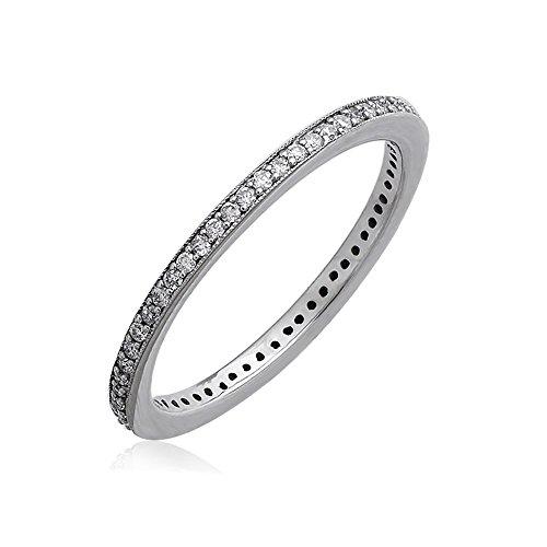 0.22 Ct Diamond Band - 6