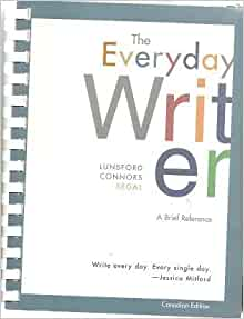 the everyday writer andrea lunsford pdf