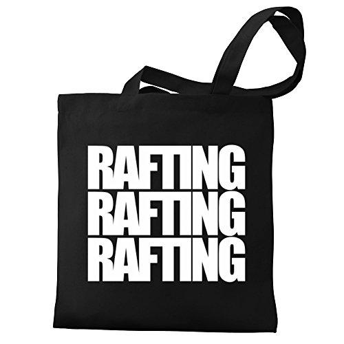 words Bag Eddany Canvas Eddany Rafting three Rafting Tote q8SI0w8x