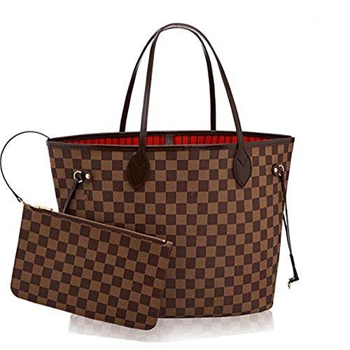 Greeshion Brand Store Womens V Style Bags Women Handbag Tote MM Size Shoulder ()