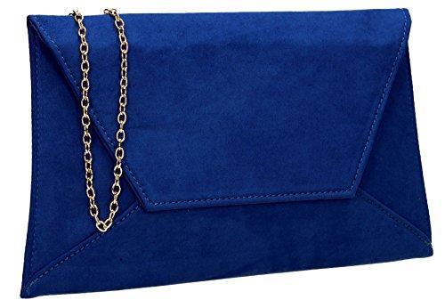 swankyswans Señoras Ante La De Del De Dory Novia Terciopelo Embrague Boda Bolsos Fiesta Mujeres Real De Las Sobre Azul Elegantes Las De Partido YpAWWRq8