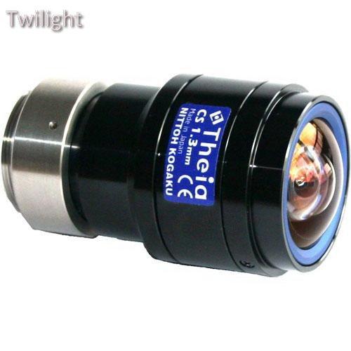 Theia Technologies CS-Mount 1.3mm Fixed Manual Iris Lens - Fixed Iris Cs Mount