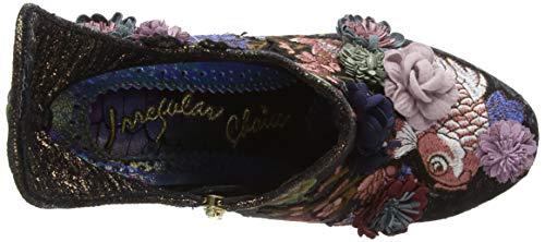 Femme Bloomchester Bout black Choice Irregular Escarpins Fermé C Noir B6Pxqw