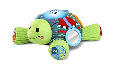 VTech Touch and Discover Sensory Turtle, Green]()