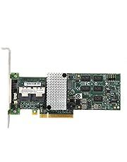 IBM M5015 Array Card, Megaraid 9260-8i SATA/SAS Controller RAID 6G PCI-E x8 Array Card voor LSI 46M0851 Ondersteunt 3Gb/s en 6Gb/s SATA/SAS harde schijven