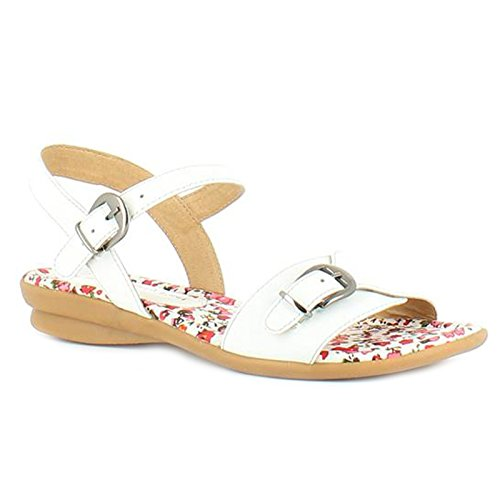 Heavenly Feet Latina blanc Chaussures