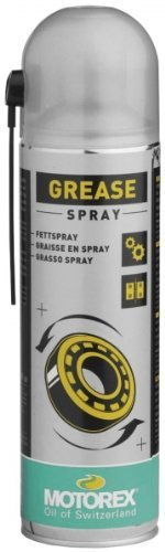 Motorex Grease Spray - 500ml. Aerosol 171-625-050
