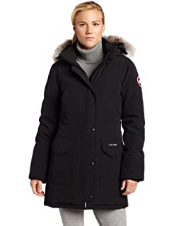 how to zip up canada goose jacket