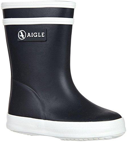 Aigle Unisex Baby Baby Flac (Inf/Tod) - Navy/White - 20 EU (4 US)