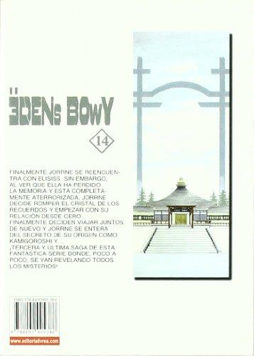 Eden'S Bowy 14 (Spanish Edition)