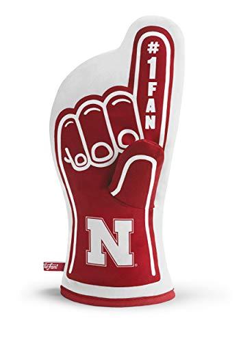 NCAA Nebraska Cornhuskers #1 Oven Mitt