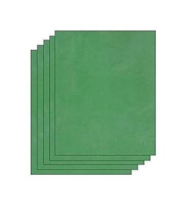 DIY At Home Screen Printing Refill Sheets, 10 pack Pre-Coated Emulsion Sheets