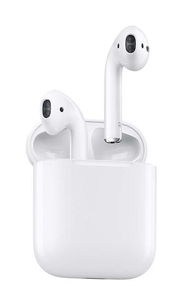 Apple AirPods con custodia di ricarica (Modello Precedente)