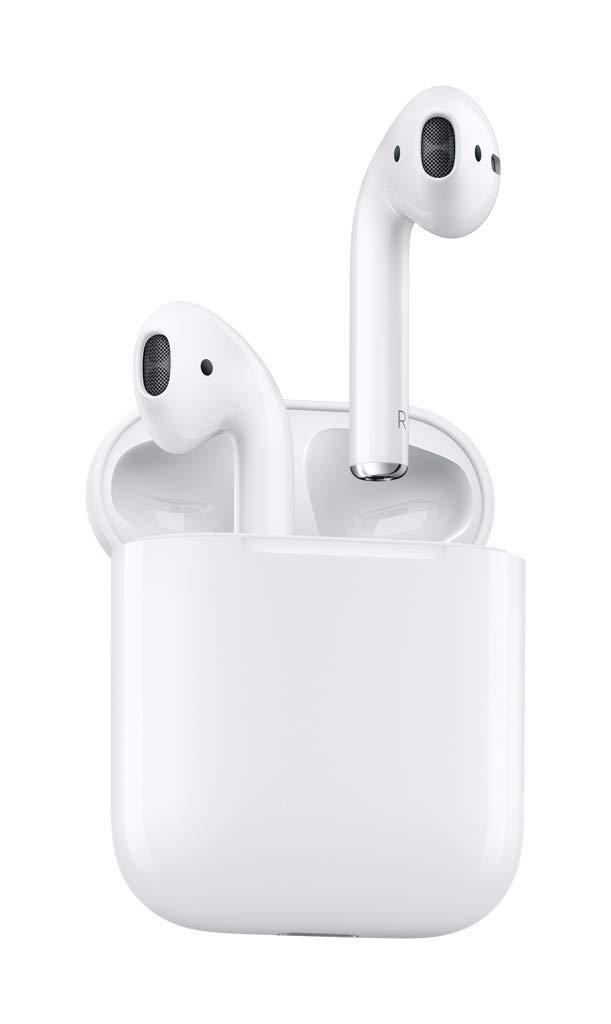 Apple AirPods con custodia di ricarica (Modello Precedente). Da Apple bf7e0e4a45b8