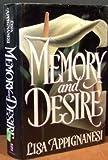Memory and Desire, Lisa Appignanesi, 0525934030