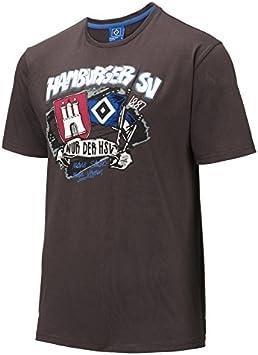 T-Shirt Kasche Gr S 4XL Hamburger SV HSV