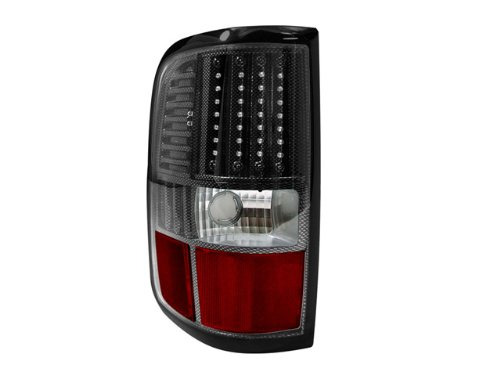 Depo 330-1926PXUS3 Ford F150 Carbon Fiber LED Tail Light