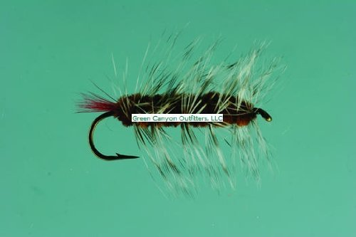 Wooly Worm - Jackson 301-10 Wooly Worm Brn