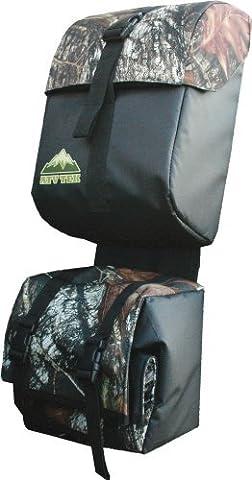 ATV Tek Hunting & Fishing Arch Fender Bag Mossy Oak Camo ATV/UTV (FBMOB) by ATV Tek