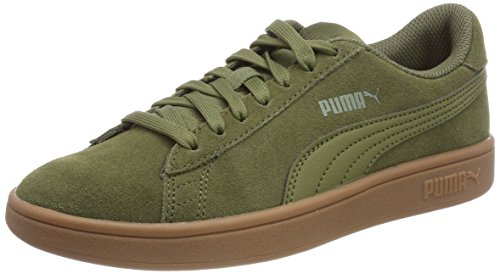 Puma Unisex-erwachsene Smash V2 Sneaker Grün (capuleti Oliva-capuleti Oliva)