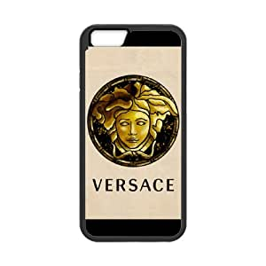 Exquisite stylish phone protection shell iPhone 6,6S Plus 5.5 Inch Cell phone case for Versace Logo pattern personality design