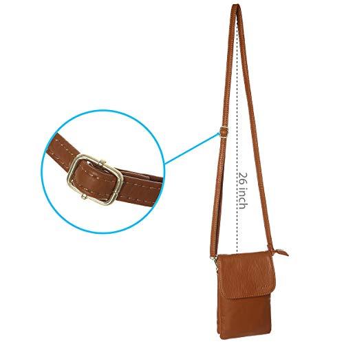 cellulare MINICAT da Small Roomy borsa serie tracolla donna a da Portafoglio borsa per per wBTxx