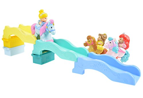 Fisher Price Little People Disney Princess Klip Klop Value 3 Pack