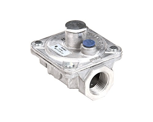 Gas Regulator Manufacturers - Dormont RV48CL-32 Convertible Regulator Gas 1/2-inch