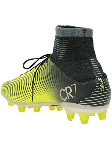 Nike 852519-376, Botas de Fútbol para Hombre Verde (Seaweed / Volt-Hasta-White)