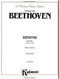 Sonatas, Vol. 1: Nos. 1-15 (Urtext Edition, for Piano)