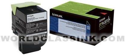 Lexmark 70C0X10 Black Extra High Yield Toner