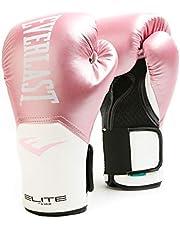 Elite Pro Style Training Gloves, Black, 14 oz