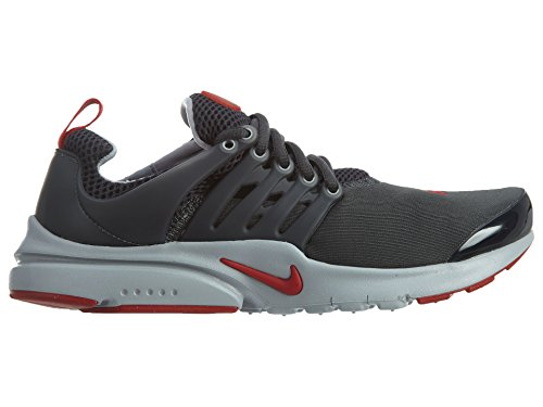 Nike Presto GS Youth Boys Running Shoe Anthracite/Gym Red-wolf Grey TS2jiIQ