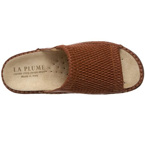 La Plume Women's Stretch Slide Brown release dates authentic clearance best sale 7fAKayC7P